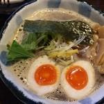 いち井 - 醤油(味玉トッピング)