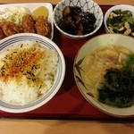 遠州菊川食堂 - 料理写真: