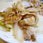 45942651 - 野菜たっぷりの豚丼