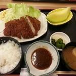 とんかつ江川 - 料理写真:
