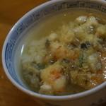 天ぷら たけうち - 天茶
