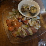 UOKIN PICCOLO - 料理写真:海の幸のカルパッチョ