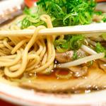 新福菜館 - 麺