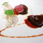 リストランテ クロディーノ - 201512石垣牛もも肉のグリル+980円