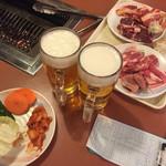 焼肉バイキング お祭り一番館 - 料理写真: