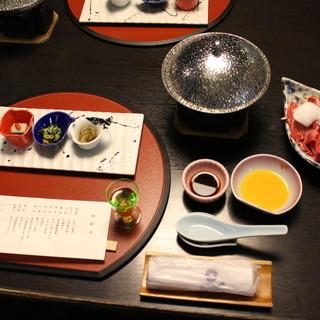 白良荘グランドホテル - 料理写真: