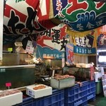 俺のジンギスカン - 堺町通りにございます。店内コチャコチャしております。