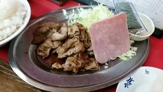 中華料理 味楽 - 日替わりランチ 450円