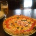 ナポリピッツァ Pizzeria la Rossa - マルゲリータ(1,280円)