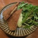 こま錦 - チーズハムカツ