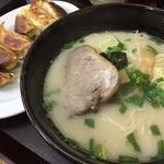 らーめんショップ 夢や - ♪餃子セット¥680