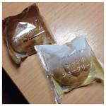 45951904 - 2015.11                       ジャンボクリームシュー 124円(税込)                       ジャンボクリームシュー(チョコ) 124(税込)