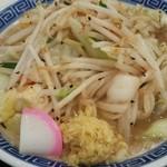 トナリ  - タンメン730円