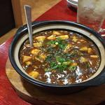 華龍飯店 - 麻婆豆腐