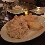 デニーロ - ポテトサラダとチーズ巻き