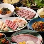 焼肉飯店ふるさと - 料理写真:大・小宴会のご予約承ります