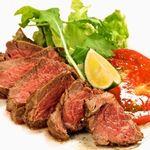 ジーズ バー - 牛肉のたたきさっぱりおろしポン酢仕立て