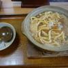 三平うどん - 料理写真:2015.12 味噌煮込みうどん(850円)