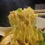 45959627 - 濃厚鶏白湯ラーメン 750円