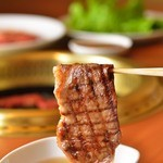 天壇  - 料理写真:京都焼肉の老舗天壇伝統の焼肉