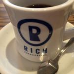 RICH - ドリンク写真: