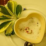 レ・サンス - ディナーコース (¥8,000) (スープ)