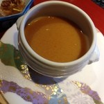 45964636 - 香箱ガニのスープ