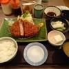 かつ饗 - 料理写真:いももち豚とろロースかつ定食
