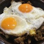 淡淡 - 淡淡(焼肉丼エッグ)