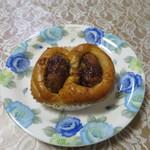 銀座木村屋 - 北海道牛肉コロッケパン