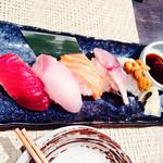 45968733 - 大好きな寿司だにゃ(๑•ω•́ฅ✧
