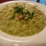 Bistro Cafe GAVA - 野菜のジェノベーゼのリゾット