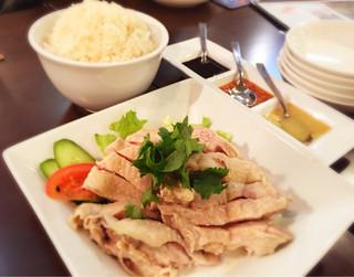 エビス新東記 - 海南鶏飯