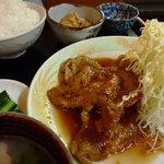 4597318 - 生姜焼き定食