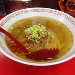 味仙 - 担仔麺(たんつーめん)@2015/12/29