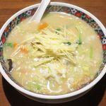 sai-蓮花 - 煮込み塩湯麺(950円)