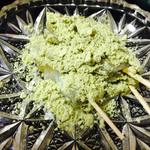 三井寺力餅本家 - レンチンしたら柔らかくてもちもちして美味しかったYO~♪