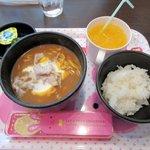かれー麺 実之和 - お子様セット2015.12.29