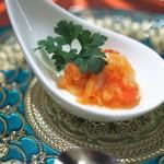 ブルガズ アダ - 小海老とトマトのカクテル
