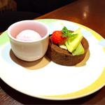 トロピカルコースト - デザート