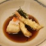 山乃薫 - 夜、揚げ出し豆腐