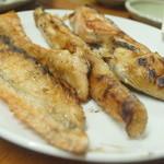鳥魚 - 鮭焼き