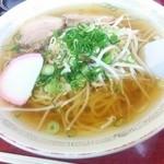 Ichifukuken - ラーメン