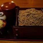 山川屋 - 料理写真:特盛りそば 950円