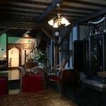 さかい家 - 雰囲気とても素敵なカフェです♪