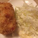 焼鶏館 - クリームコロッケ