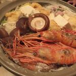 焼鶏館 - 鍋