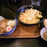 45987223 - 特製明星つけ麺 1000円