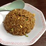 新福菜館 石山寺店 - A定食のやきめし小