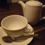ベビーフェイスプラネッツ - ☆紅茶も落ち着きます☆